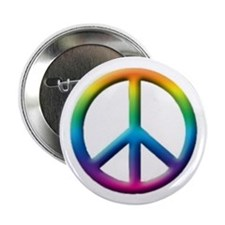 The Rainbow Peace Button