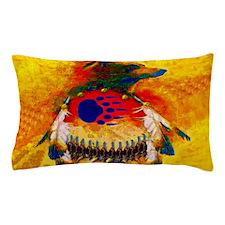 Bear Warrior Pillow Case