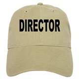 Director Baseball Cap