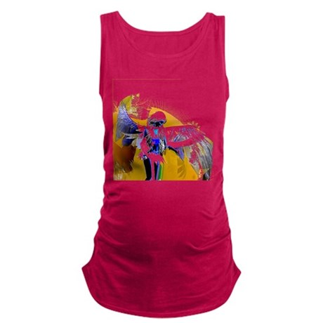 angeld.png Maternity Tank Top