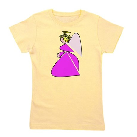 angel9a.png Girl's Tee