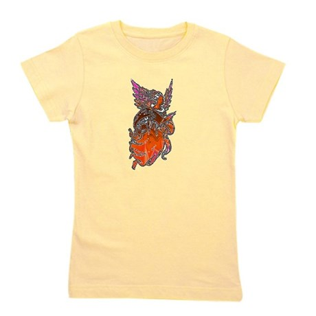 angel3d1.png Girl's Tee