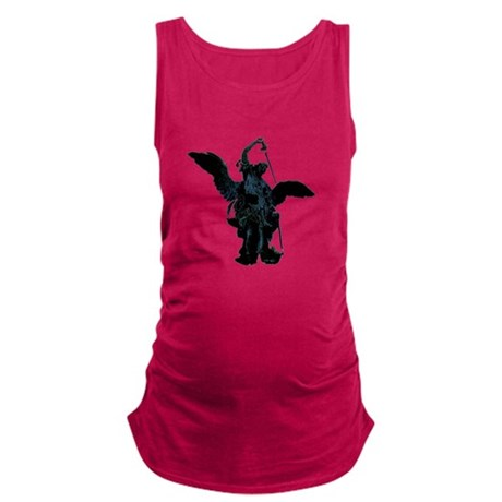 angel1.png Maternity Tank Top