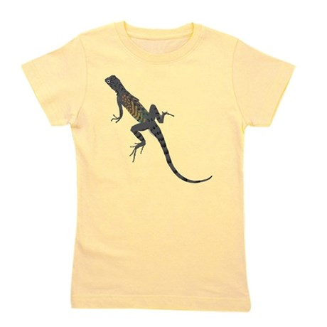 lizard1.png Girl's Tee