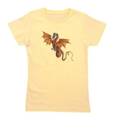dragon10.png Girl's Tee