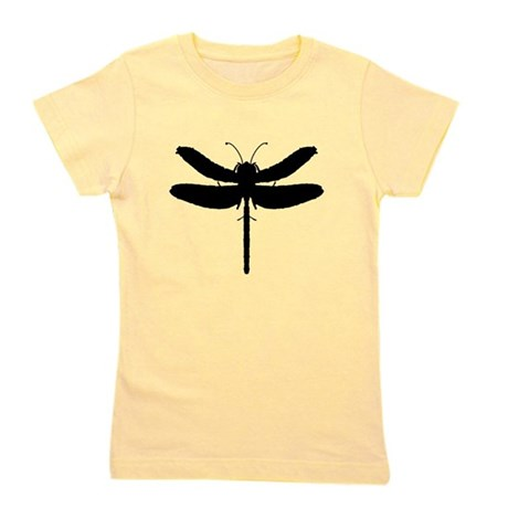 dragonfly4.png Girl's Tee