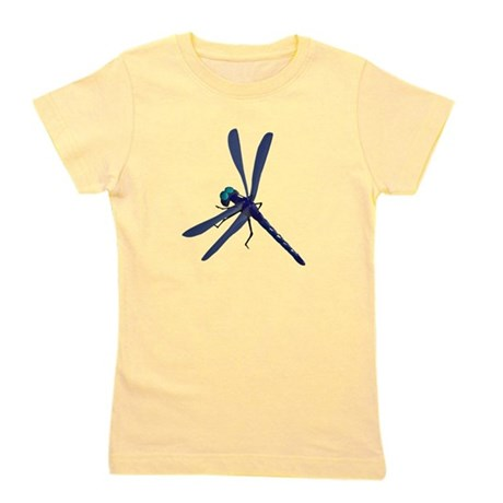 dragonfly7.png Girl's Tee