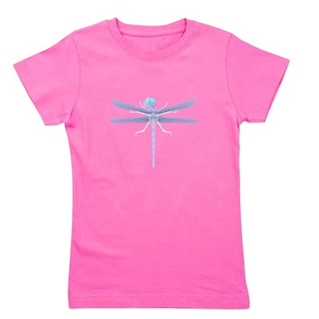 dragonfly8.png Girl's Tee