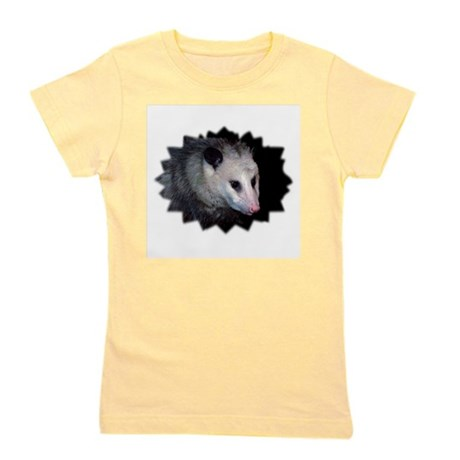 awesome possum Girl's Tee
