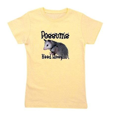 possum34.png Girl's Tee