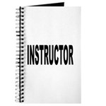 Instructor Journal