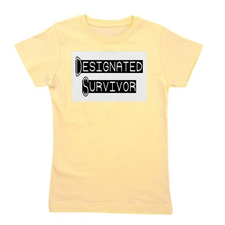designated survivor Girl's Tee