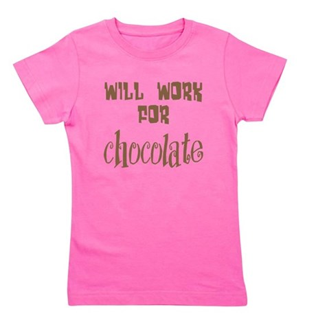 chocolate10.png Girl's Tee