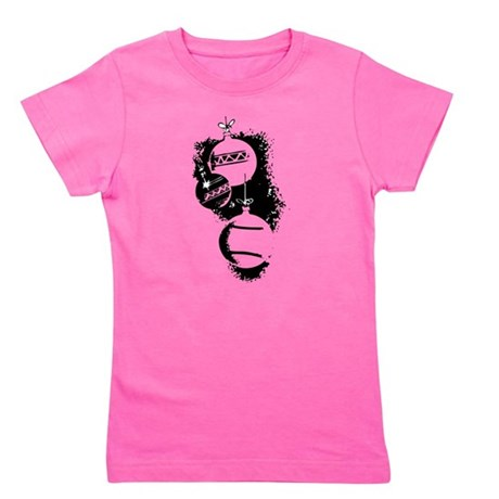 ornaments.png Girl's Tee
