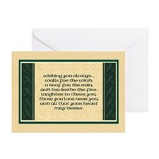 Irish Blessing Greeting Cards (Pk of 10)