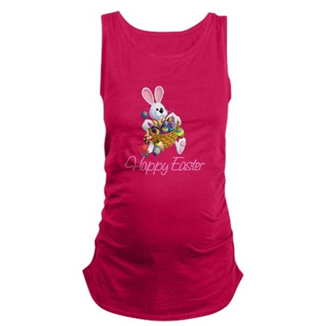 rabbit3.png Maternity Tank Top