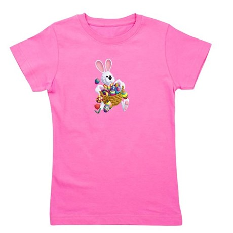 rabbit3.png Girl's Tee