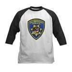Hillsborough Police Kids Baseball Jersey