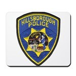 Hillsborough Police Mousepad
