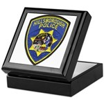 Hillsborough Police Keepsake Box