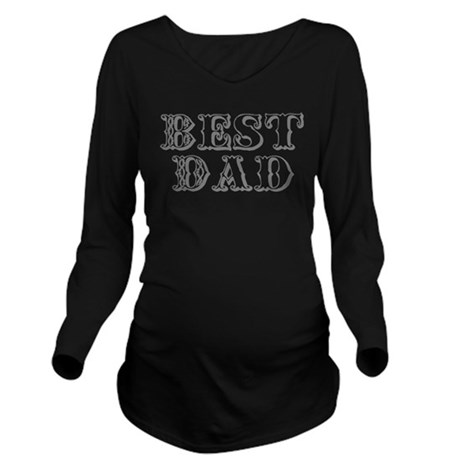best3.png Long Sleeve Maternity T-Shirt