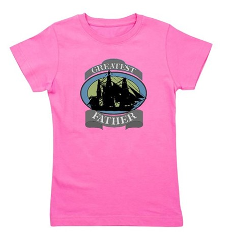 father.png Girl's Tee
