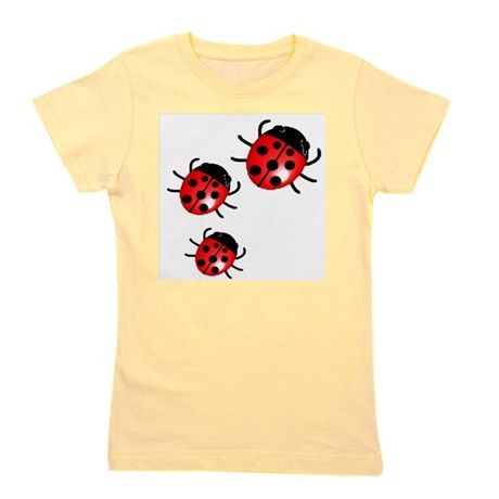 Ladybugs Girl's Tee