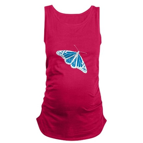 Butterfly Maternity Tank Top