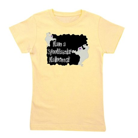 ghosts2a.png Girl's Tee