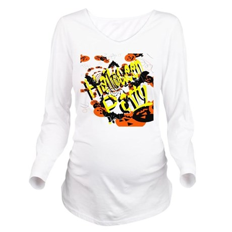 hh6.png Long Sleeve Maternity T-Shirt