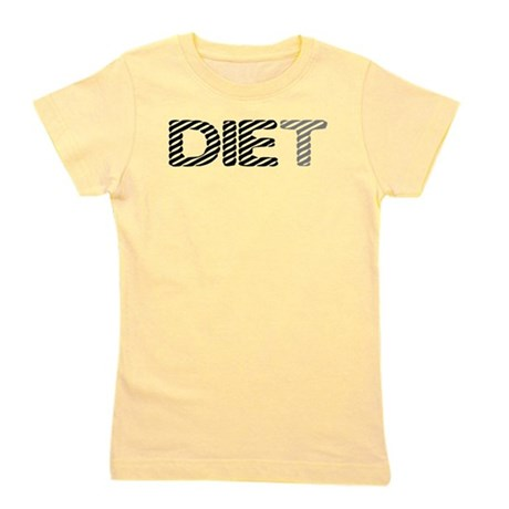 diet5.png Girl's Tee