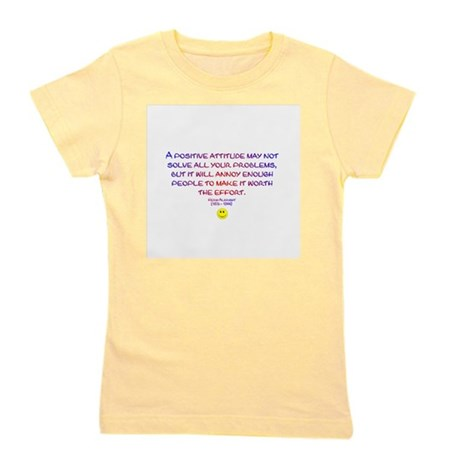 Positively Annoying Girl's Tee