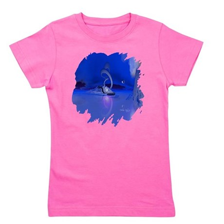 dragon1b2.png Girl's Tee