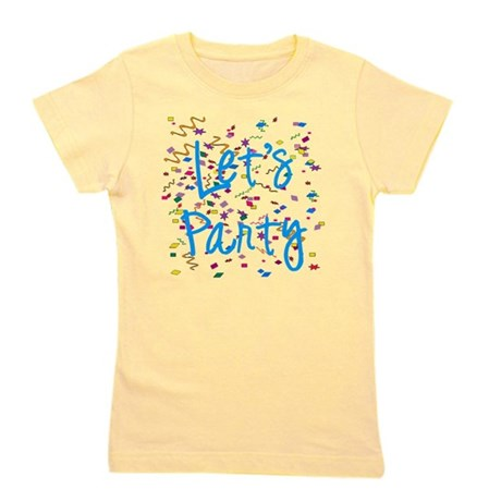 party.png Girl's Tee