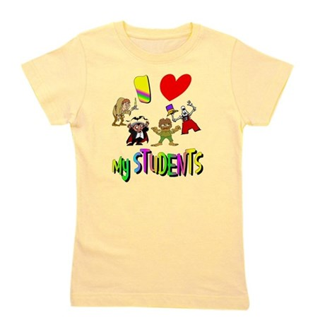 students3.png Girl's Tee