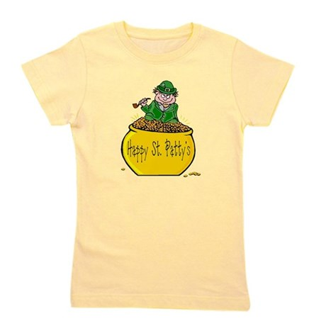 Pot of Gold Girl's Tee