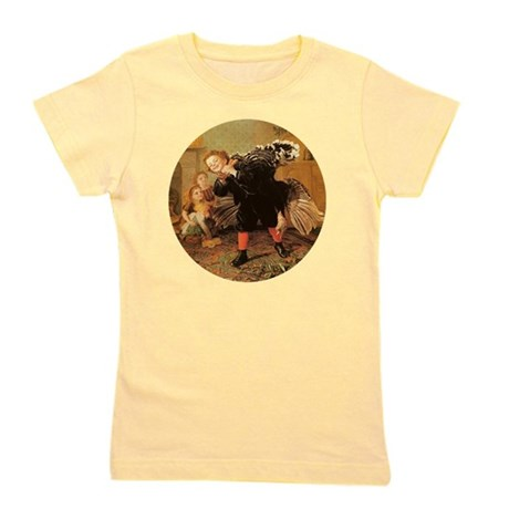 3-turkey3.png Girl's Tee