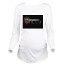 1c.png Long Sleeve Maternity T-Shirt
