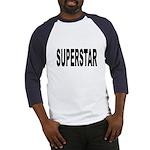 Superstar (Front) Baseball Jersey