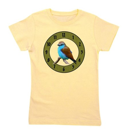 Clocks Girl's Tee