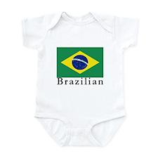 Brazil Infant Bodysuit