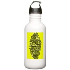 Life inspiratition Water Bottle