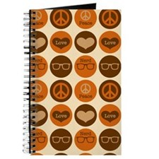Peace Love Nerd Journal