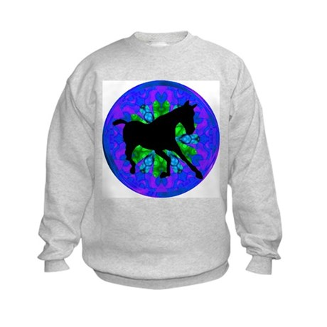 Kaleidoscope Colt Kids Sweatshirt