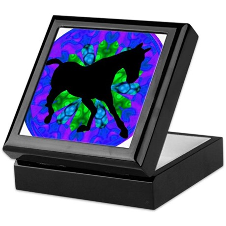 Kaleidoscope Colt Keepsake Box