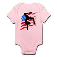 USA GYMNAST Infant Bodysuit