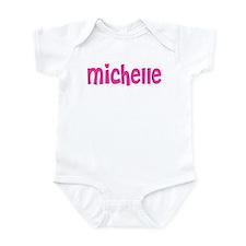 Michelle Infant Bodysuit