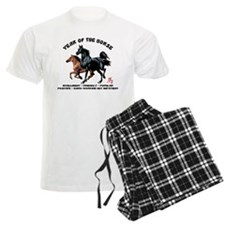 Year of The Horse Characteristics Pajamas