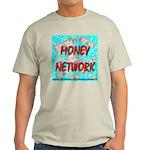 The Money Network Ash Grey T-Shirt