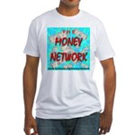 The Money Network Fitted T-Shirt